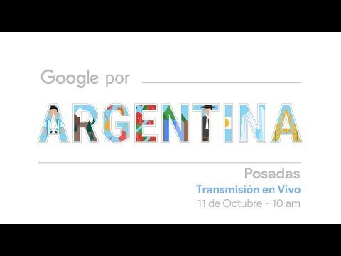 Google Por Argentina en Posadas - Emisión en vivo