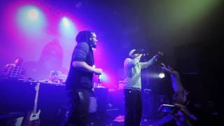 AFROB - 808 Walza / 808 Walza Live / Schwerer Anschlag Feat. Samy Deluxe Live