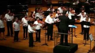 Antonio Salieri - Sinfonia Veneziana -  Movement 1, 2 & 3 - SYO Sinfonietta - Sydney Youth Orchestra