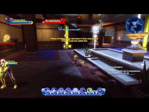 DC Universe Online Green Lantern Duo