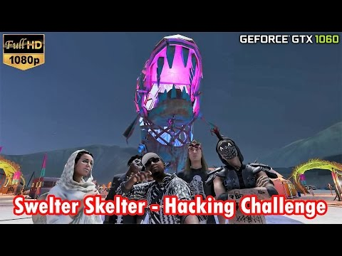 Watch Dogs 2 - Looking Glass - Swelter Skelter Hacking Challenge Puzzle