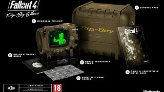 Распаковка Fallout 4 Pip-Boy Edition