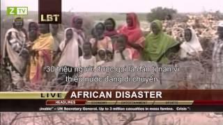 Aftermath   Trái Đất   Những Hậu Quả Thảm Khốc   Tập 1   Population Overload   Hậu Quả Khi Dân Số Qu