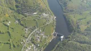 location gîtes cantal village vacances de lanau
