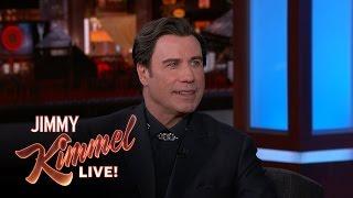 John Travolta on His Oscar Nominations
