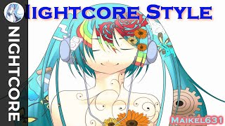 Repeat youtube video Nightcore - Welcome To The Club