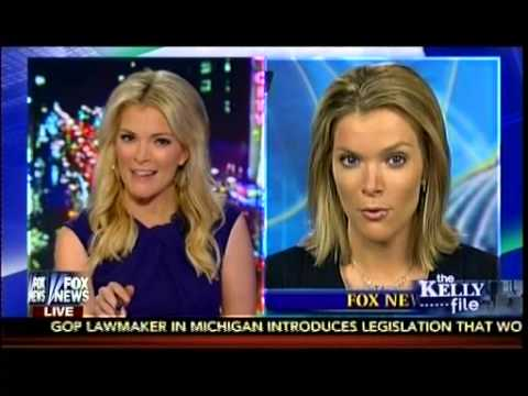 Megyn Kelly 8 yrs Ago Before Kids & Husband - The Kelly File
