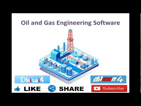 PETROLEUM ENGINEERING | LIST OF OIL AND GAS ENGINEERING SOFTWARE
