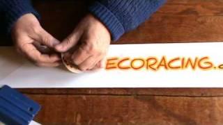 pose vinyle adhésif   à sec  par  www.décoracing.com    .MPG