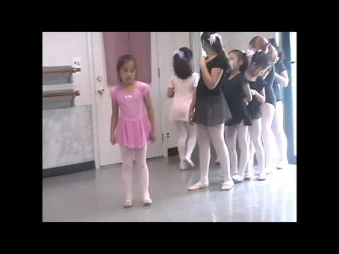 Ballet Rachel 7th Birthday at twisters