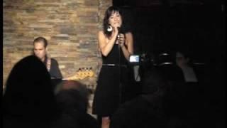 Ava Gaudet sings