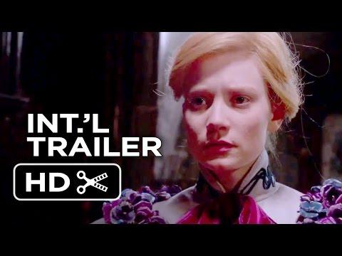 Crimson Peak Official International Trailer #1 (2015) - Tom Hiddleston, Mia Wasikowska Movie HD