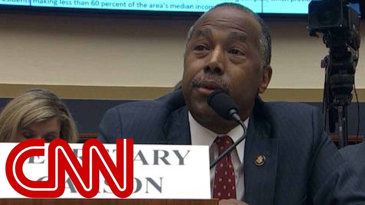 Ben Carson unfamiliar with housing term, confuses it with Oreo cookies