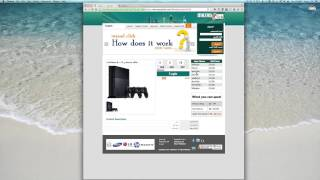 MazadClick شرح آلية عمل موقع مزاد كليك