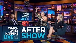 After Show: Bridget Everett Wants To Hang With Tamra Judge | RHOC | WWHL