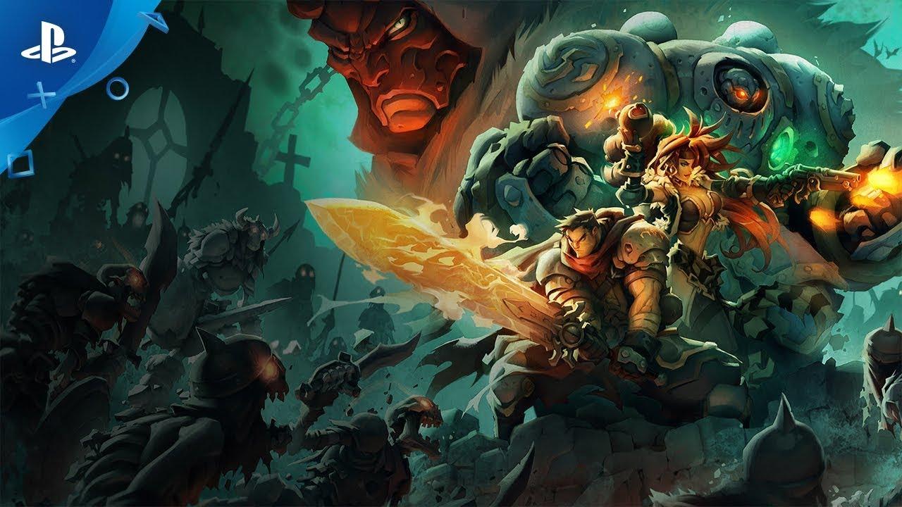 Battle Chasers: Nightwar_gallery_1