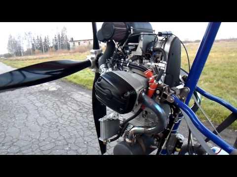 Ultralight Trike BMW R1100S ( мотодельтаплан )