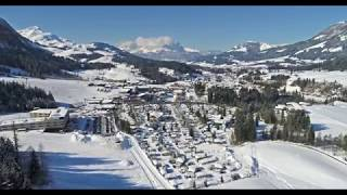 Tirol Camp Fieberbrunn im Winter