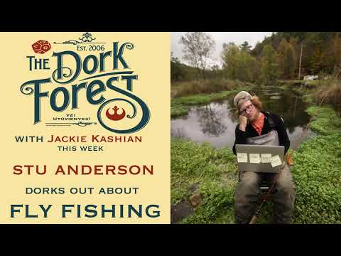 Fly Fishing, Trout and Tippets W Stu Anderson - Ep. 452 Teaser