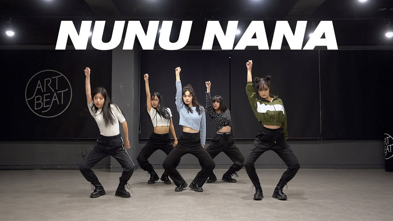 Jessi (제시) - NUNU NANA (눈누난나) [Color Coded Lyrics/Han/Rom/Eng/가사]