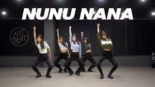 제시 Jessi - 눈누난나 NUNU NANA | 커버댄스 Dance Cover | 거울모드 Mirror mode | 연습실 Practice ver.