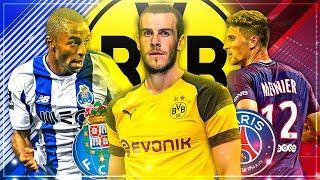 WTF HOLEN WIR BALE ZUM BVB!?? 🔥🔥 PEREIRA ODER MEUNIER!! 🤔- FIFA 18 Dortmund Karriere #4