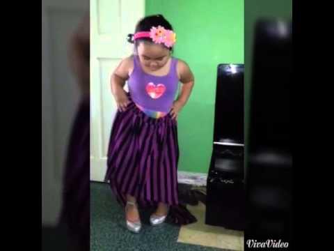 fat ass lil girl