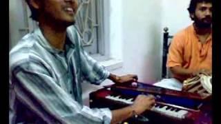 Ustad Hussain Baksh-sonheya jay tere naal-Live by RONIT GUPT & BAPPI ON TABLA.mp4