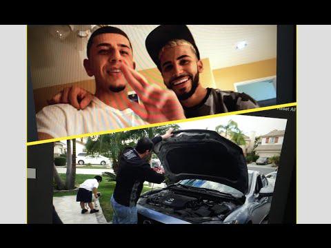 MY CAR BROKE DOWN!! (ft. Adam Saleh)