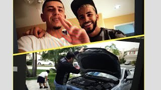 MY CAR BROKE DOWN!! (ft. Adam Saleh)