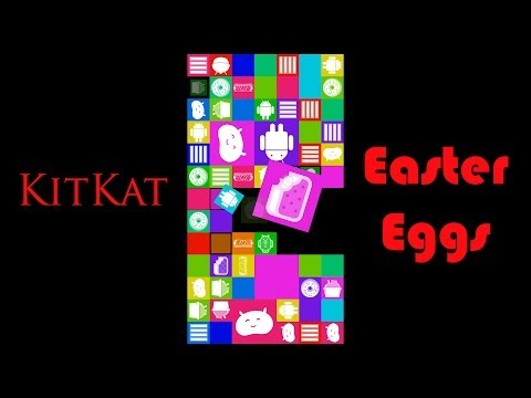 Two Cool KitKat Easter Eggs [Android]