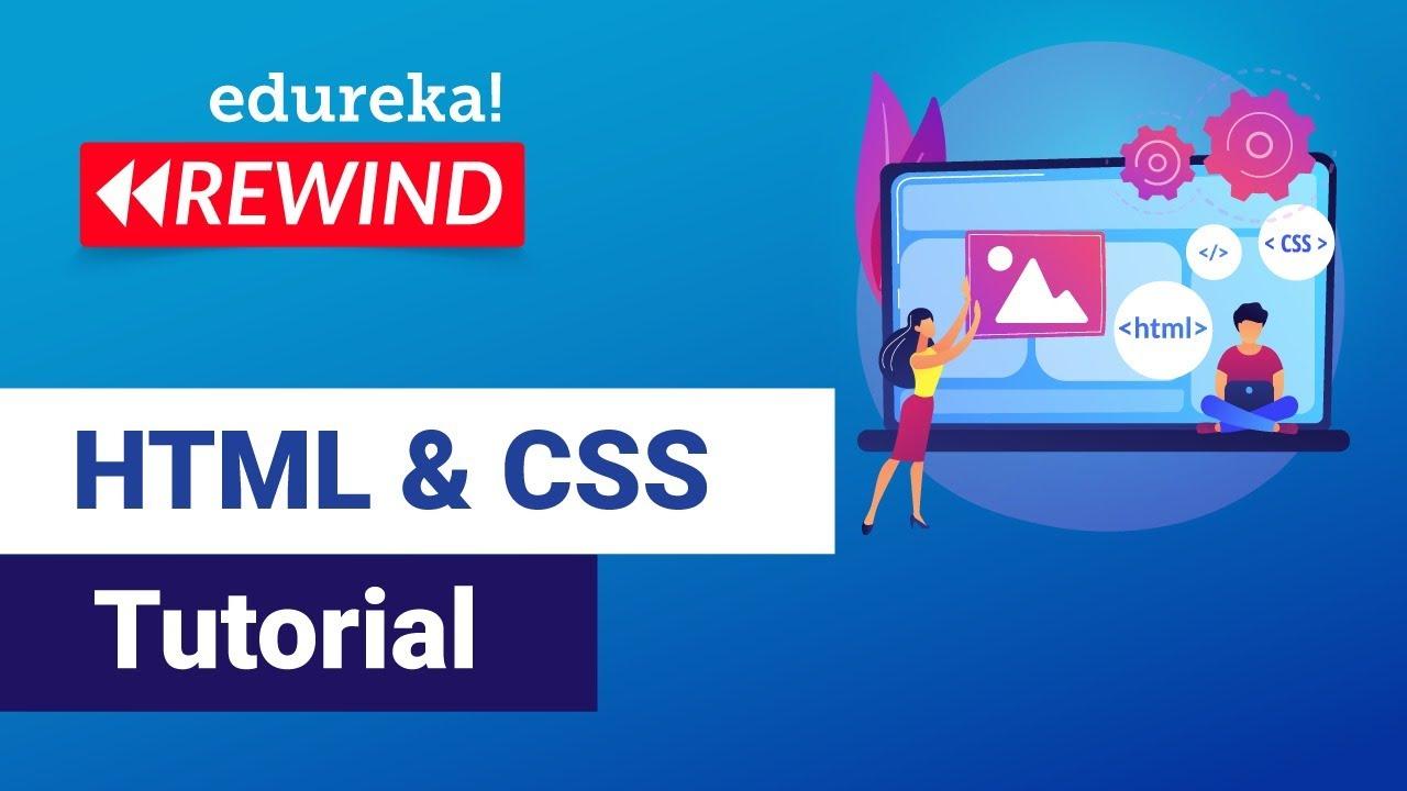 HTML CSS Tutorial for Beginners   Full Stack Training