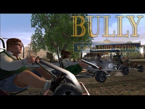 I GOT A GOKART NOW, UUGGHH!!!!!!!!!!  Bully: Scholarship Edition  #15