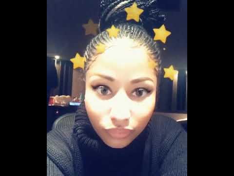 """Nicki Minaj """"Plain Jane"""" REMIX ft. A$AP Ferg - on Snapchat w/A$AP FERG"""