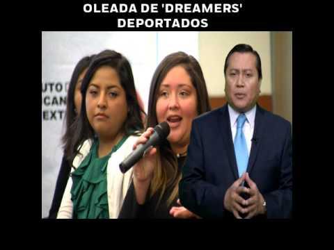 'No hay recursos suficientes para los dreamers', en opinión de Martín Espinosa