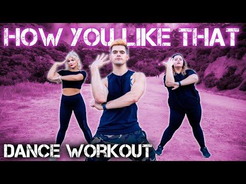 How You Like That - BLACKPINK | Caleb Marshall | Dance Workout