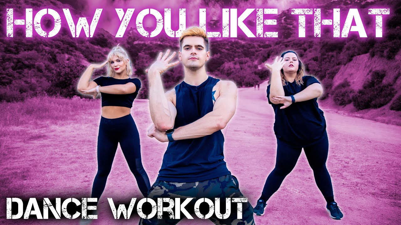 How You Like That - BLACKPINK | Caleb Marshall | Dance Workout
