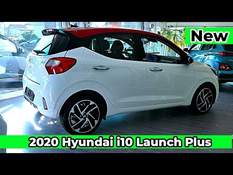 2020 Hyundai I10 Launch Plus New Review Interior Exterior Youtube