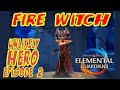 Fire Witch (Unlikely Hero Episode 2) - Might and Magic Elemental Guardians