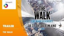 The Walk - Eine Wahre Geschichte /// Kino Trailer 2015