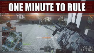 Battlefield 4 | PC | One Minute To Rule Them All #32