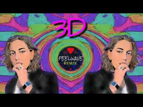 (FeelWAVE Remix) King Princess - 1950 (3D Audio) trippy vibe