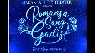 JKT48 Team K3 - Romansa Sang Gadis - Produce Setlist