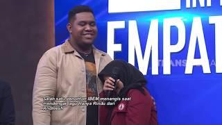Download lagu Penonton NANGIS Dengar Lagu Hanya Rindu Andmesh INI BARU EMPAT MATA Part 4