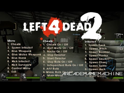 leaf 4 dead 2 cheat | Jidileaf co