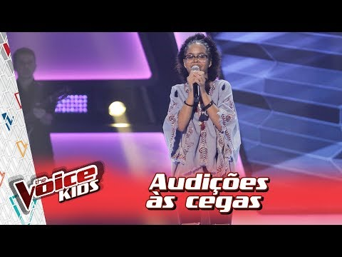 Morgana canta 'Hey Jude' na Audição – 'The Voice Kids Brasil' | 3ª Temporada