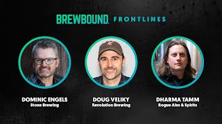 Brewbound Frontlines: Stone, Revolution & Rogue Share Strategies For Adapting During Crisis