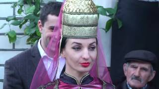 Карачаевская свадьба  Салих и Айшат
