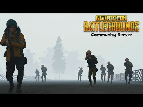 COMMUNITY SERVER CHAOS ★ PLAYERUNKNOWN'S BATTLEGROUNDS ★ Live #1170 ★ PC Gameplay Deutsch German