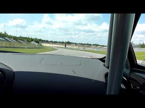 Jacky Ickx onboard Modena Trackdays 2011 Nürburgring [HD]